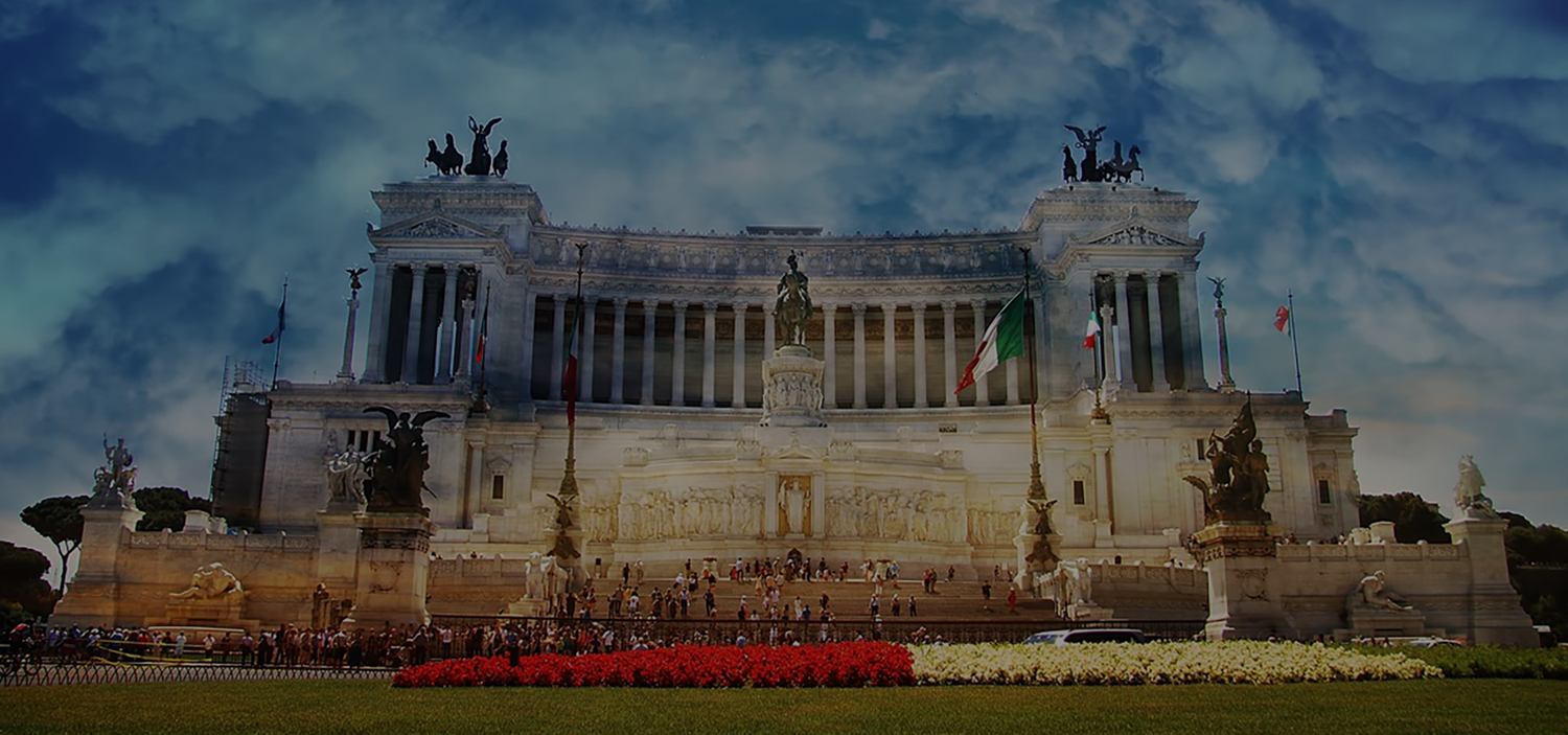 Altare della Patria. located in Rome, Italy